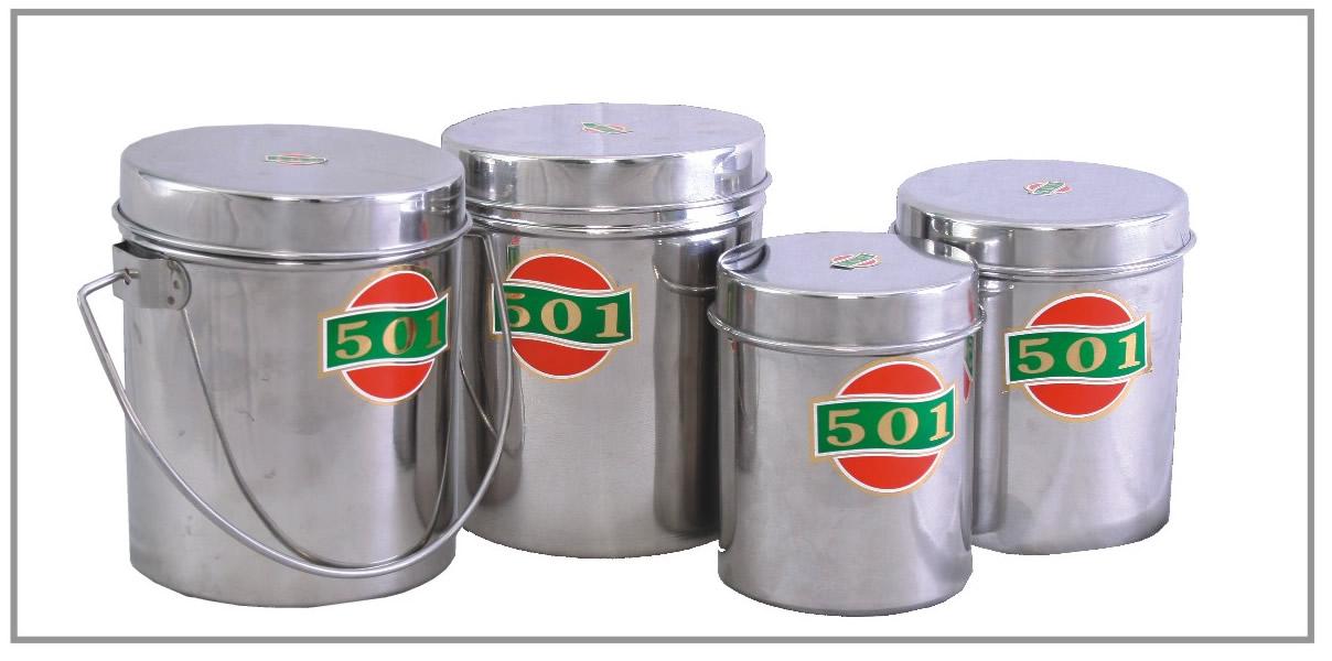 Kitchen Set Stainless Steel Kitchen Container Vijay